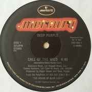 12inch Vinyl Single - Deep Purple - Call Of The Wild