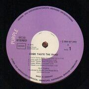 LP - Deep Purple - Come Taste The Band - + Lyrics Insert