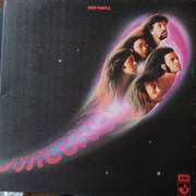 LP - Deep Purple - Fireball - UK Textured Gatefold