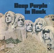 LP - Deep Purple - In Rock - Gatefold
