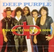 CD - Deep Purple - Knocking At Your Back Door
