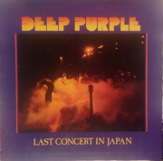 LP - Deep Purple - Last Concert In Japan