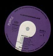 LP - Deep Purple - Machine Head - Club Edition