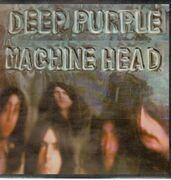 LP - Deep Purple - Machine Head - UK 1st Press + no lyric sheet