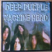LP - Deep Purple - Machine Head - + LYRIC POSTER