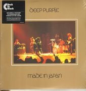 Double LP & MP3 - Deep Purple - Made In Japan - 2014 Remaster