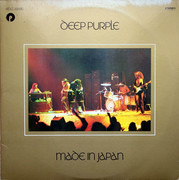 Double LP - Deep Purple - Made In Japan - France