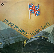 Double LP - Deep Purple - Mark I & II - Gatefold