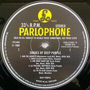 LP - Deep Purple - Shades Of Deep Purple - Ltd Edition, 180 Gram