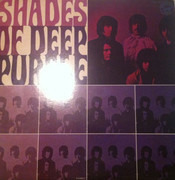 LP - Deep Purple - Shades Of Deep Purple - Darrel Johnson Mastering