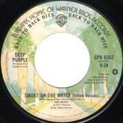 7inch Vinyl Single - Deep Purple - Smoke On The Water