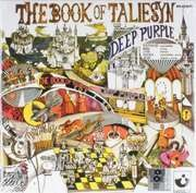 LP - Deep Purple - The Book Of Taliesyn - Mono