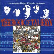 CD - Deep Purple - The Book Of Taliesyn