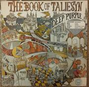 LP - Deep Purple - The Book Of Taliesyn