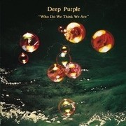 LP & MP3 - Deep Purple - Who Do We Think We Are - 180g