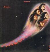 LP - Deep Purple - Fireball - Fame issue
