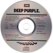 CD - Deep Purple - Fireball