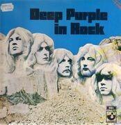 LP - Deep Purple - In Rock - Fame issue