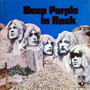 LP - Deep Purple - In Rock