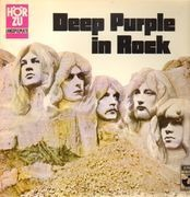 LP - Deep Purple - In Rock - Original HörZu