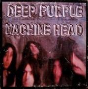 LP - Deep Purple - Machine Head - Burbank Ave labels