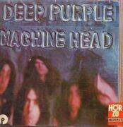 LP - Deep Purple - Machine Head - POSTER, RED HÖRZU
