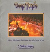LP - Deep Purple - Made In Europe - faces labels
