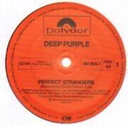 12inch Vinyl Single - Deep Purple - Perfect Strangers
