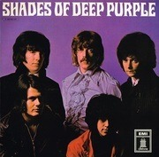 LP - Deep Purple - Shades Of Deep Purple - BLUE ODEON, circled stereo