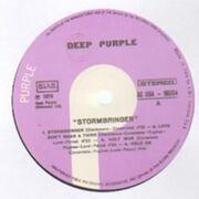 LP - Deep Purple - Stormbringer
