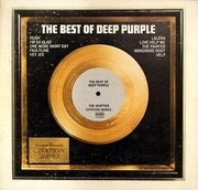 LP - Deep Purple - The Best Of Deep Purple - grey labels