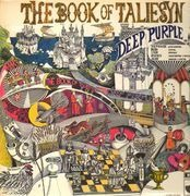 LP - Deep Purple - The Book Of Taliesyn - stereo at 6 o'clock