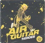 CD & DVD - Deep Purple,Iron Maiden,David Bowie, u.a - Air Guitar Heroes