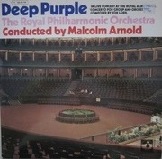 LP - Deep Purple - The Royal Philharmonic Orchestra, Cond by Malcom Arnold