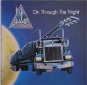 LP - Def Leppard - On Through The Night