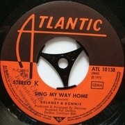 7'' - Delaney & Bonnie - Move 'Em Out