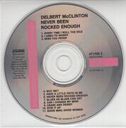 CD - Delbert McClinton - Never Been Rocked Enough