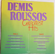 LP - Demis Roussos - Demis Roussos