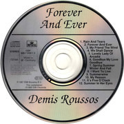 CD - Demis Roussos - Forever And Ever