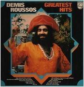 LP - Demis Roussos - Greatest Hits