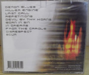 CD - Demons Of Dirt - Killer Engine