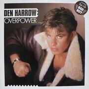 LP - Den Harrow - Overpower