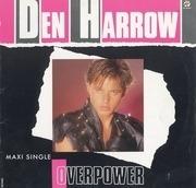 12'' - Den Harrow - Overpower