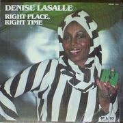 LP - Denise LaSalle - Right Place, Right Time
