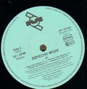 Double LP - Depeche Mode - 101 (Live) - WITH BOOKLET