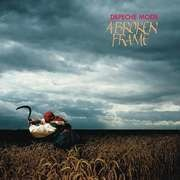 LP - Depeche Mode - A Broken Frame