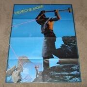 LP - Depeche Mode - Construction Time Again - + poster