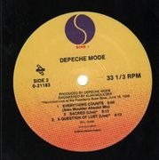 12inch Vinyl Single - Depeche Mode - Everything Counts (Live)