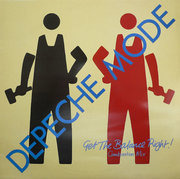 12'' - Depeche Mode - Get The Balance Right! Combination Mix