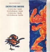 2 x 12'' - Depeche Mode - It's Called A Heart / Fly On The Windscreen